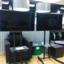 Standing Bracket TV Loktech-S65-32″-50″