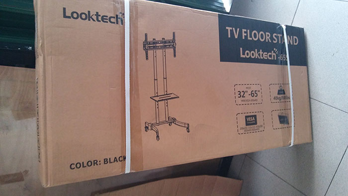 Standing Bracket TV Looktech-tipe-65S-1