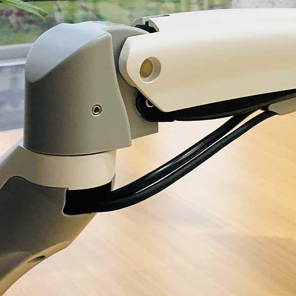 Bracket Monitor Meja NBF195A-Dual TV