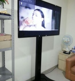 bracket Standing tv-kupu-1-tiang-1