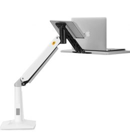 NORTH BAYOU NB FB17 SIT STAND LAPTOP laptop stand mac stand fb-17